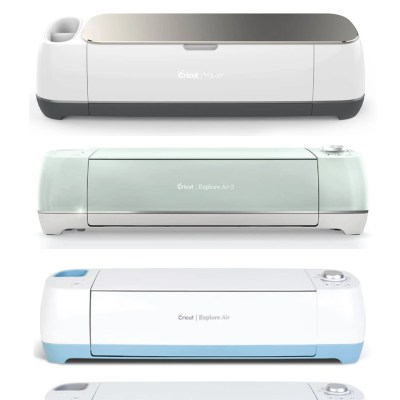 What are the Cricut Machine Differences?