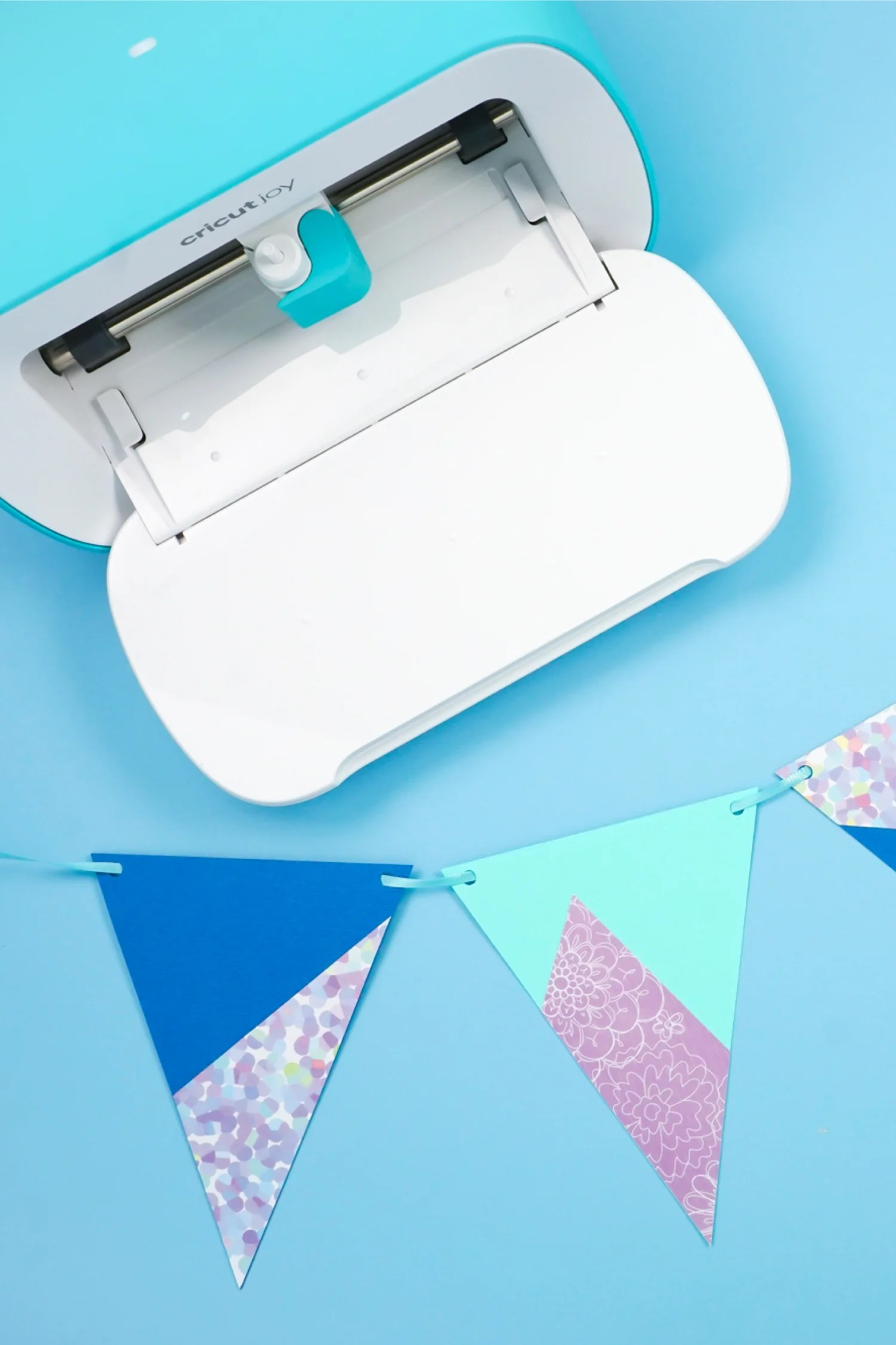 No glue is necessary with Cricut's Adhesive Backed Paper! Here's how to cut Adhesive Backed Paper using your Cricut Joy—and it works with Cricut Explore and Cricut Maker, too!