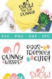 Easter SVG files