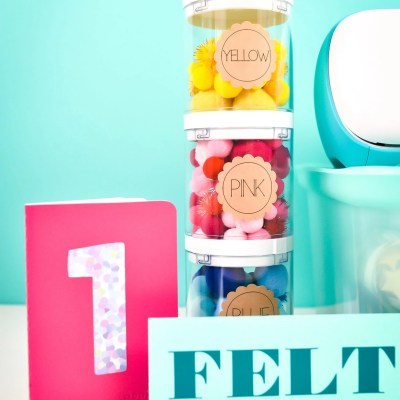 Five Ways to Make Labels with Cricut Joy