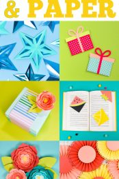 The Ultimate Guide to Cutting Cardstock & Paper Pin Image