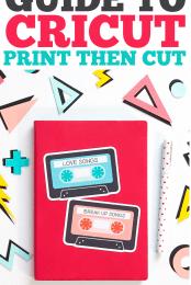 Cricut Print then Cut Pin #3