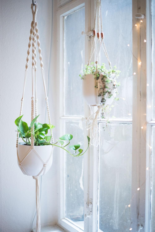 Hanging Plant Pot Holder