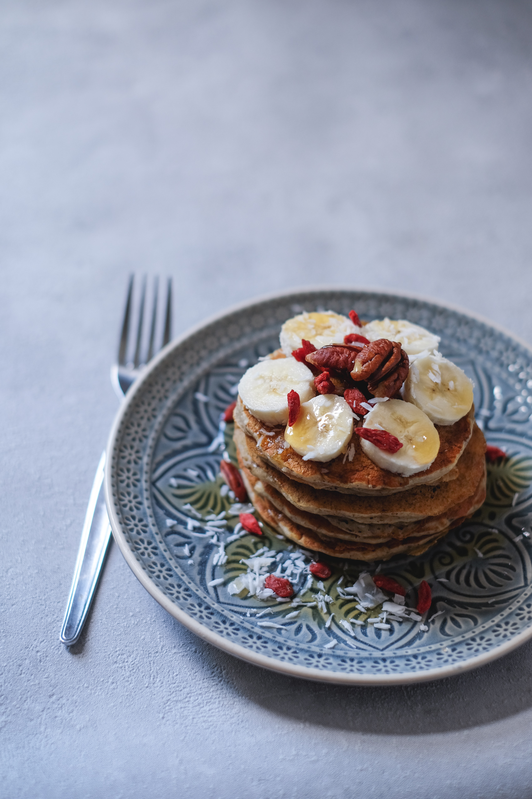 banana nut pancakes (1 of 5)