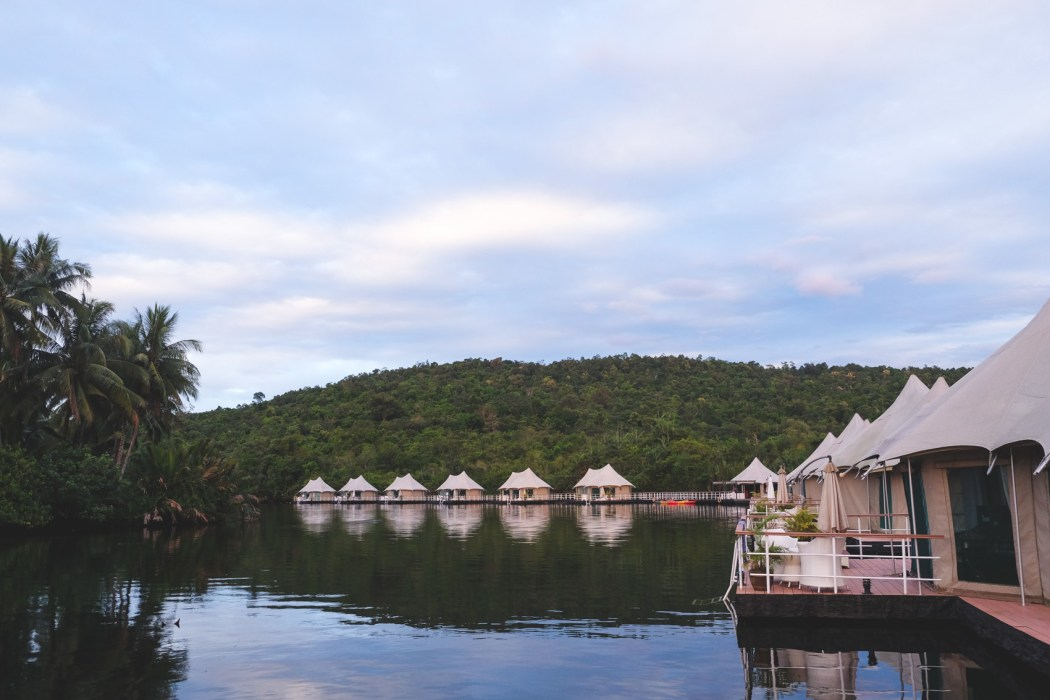 4 Rivers Floating Lodge Eco Resort