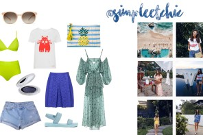 Fair Fashion Friday &#8211; <br> Inspired by Instagram: Simple Et Chic
