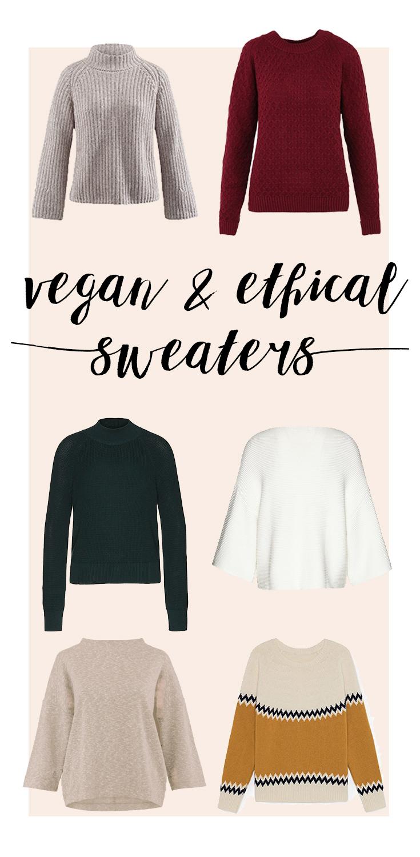 vegane pullover
