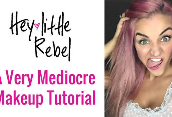 makeup tutorial, heylittlerebel.com, hey little rebel, Chrystal Rose, xtalrose