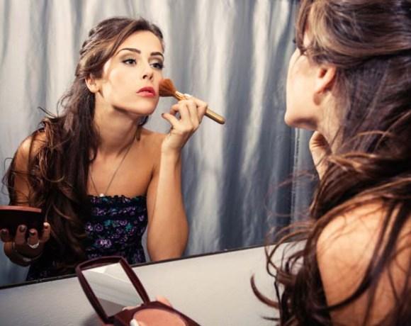 makeup, hey little rebel