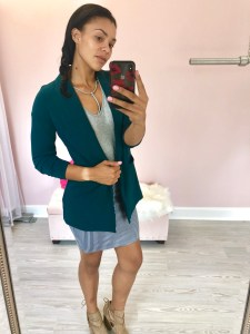 workwear for athletic bodies, rebellia, rebellia clothing, rebelliaclothing.com, blazer