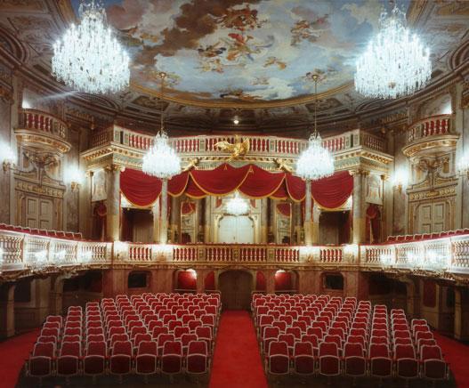 schlosstheater-schoenbrunn, Location Musikvideo