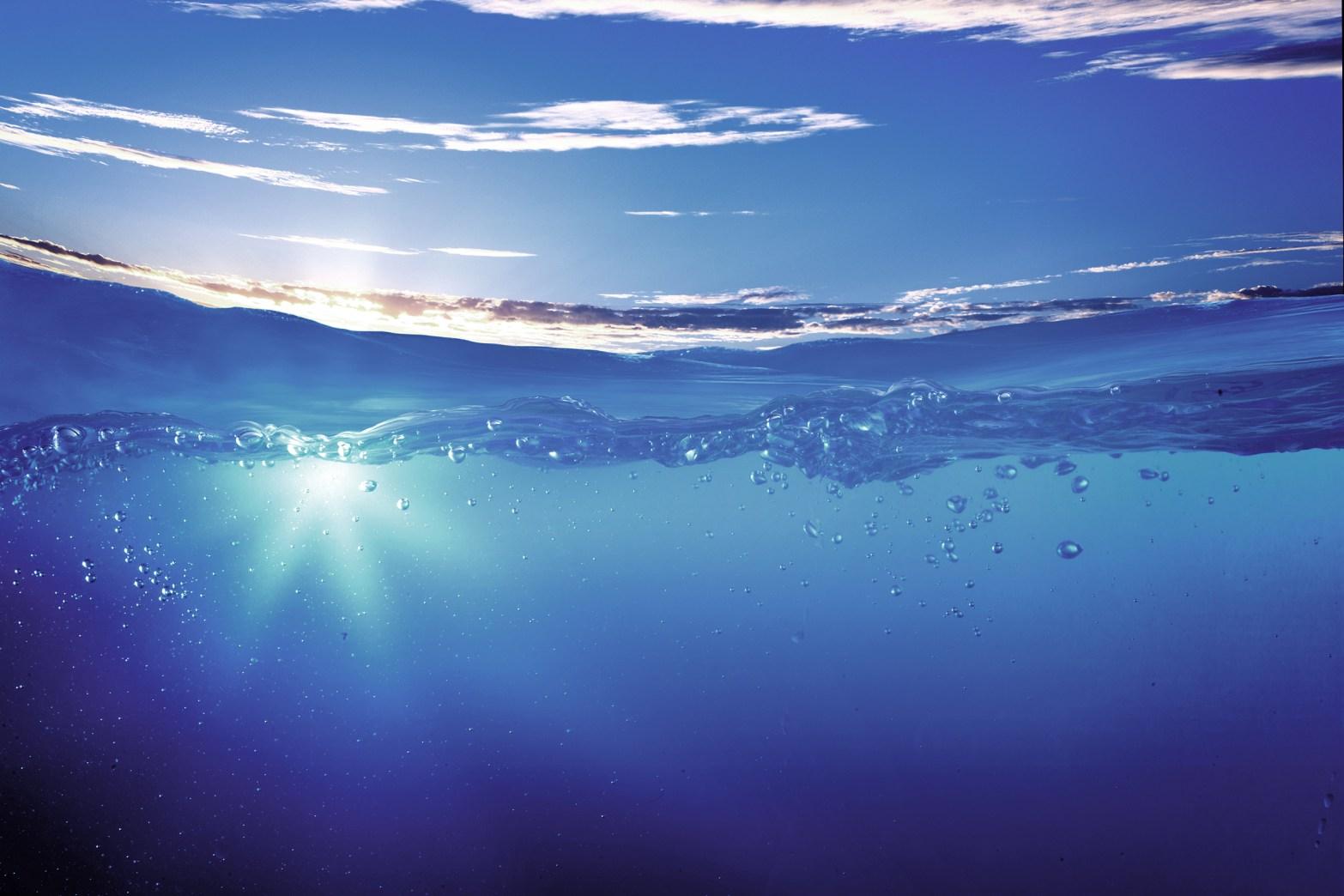 Himmel+Wasser für Hofer Packungsgestaltung