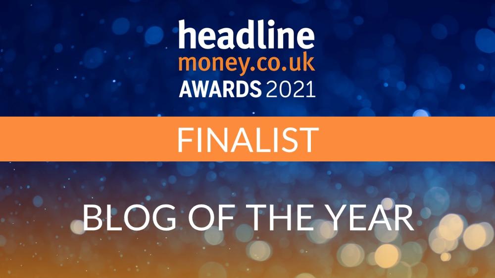 Headlinemoney Blog of the Year finalist