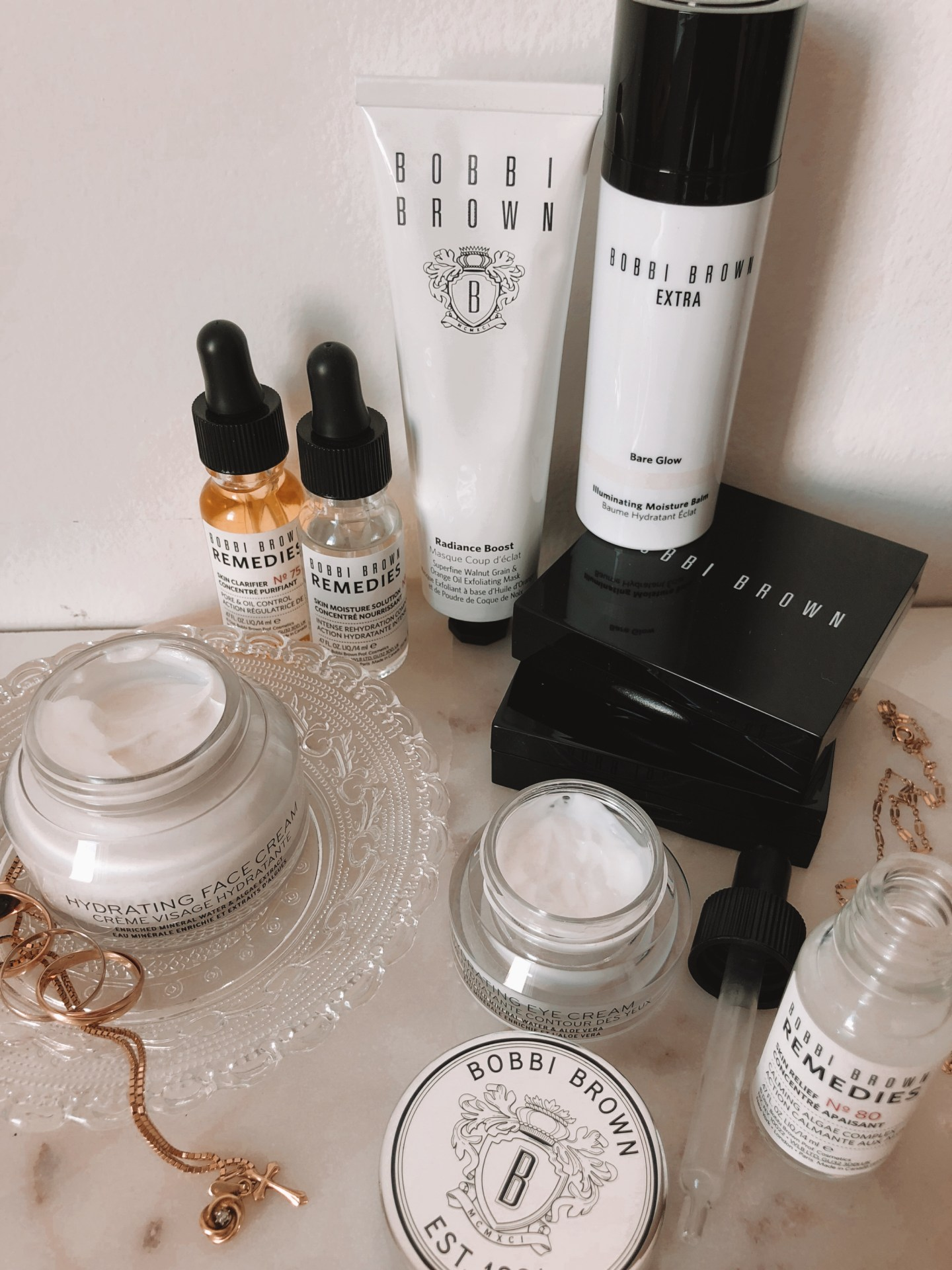 TESTED: Bobbi Brown Skincare