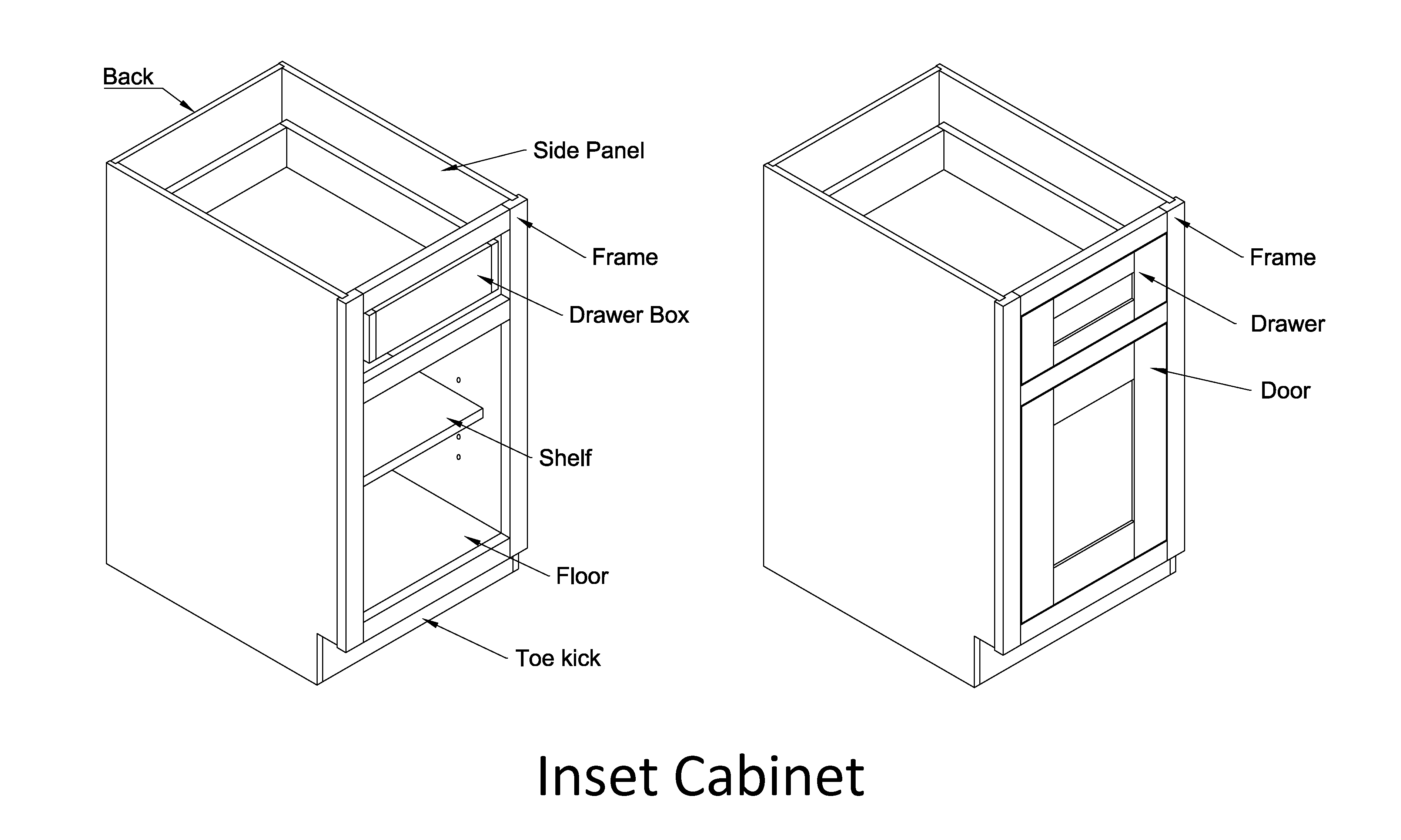 Cabinets Amp Services