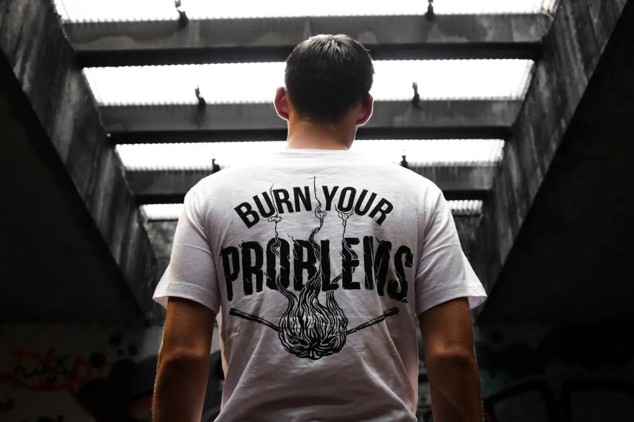 give back t-shirts