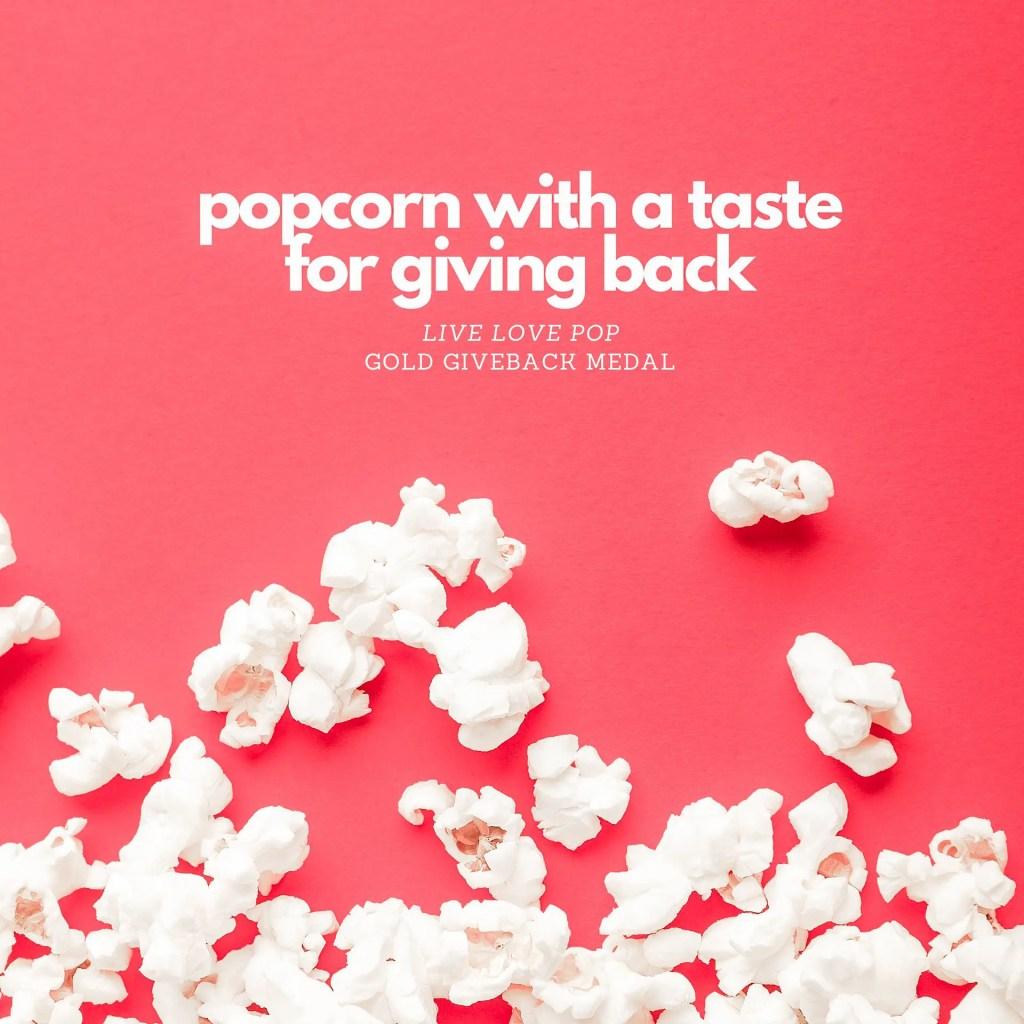 popcorn company card