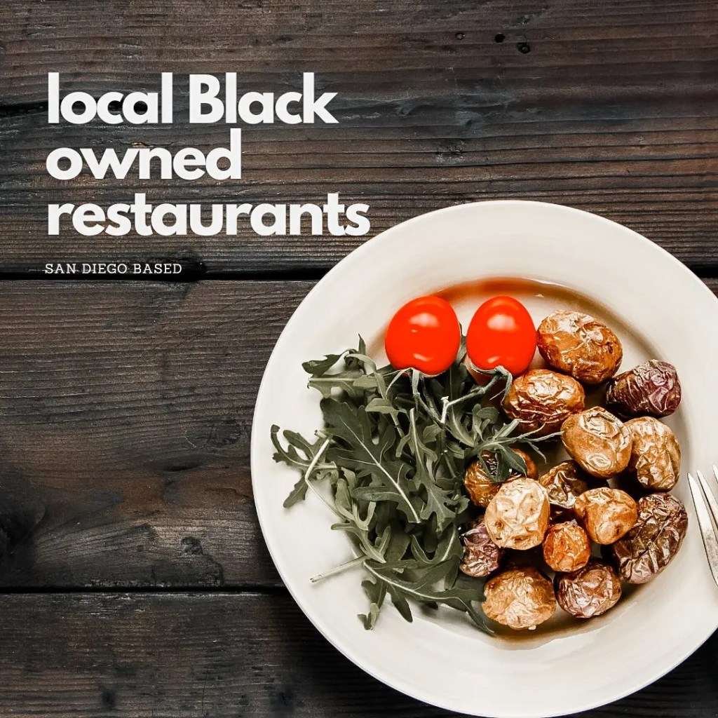 black owned restaurants company card