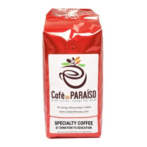 Cafe de Paraiso highlighted by Hey Social Good's Holiday Gift Guide