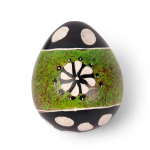 Kisii Stone Paperweights - Kisii Easter Egg