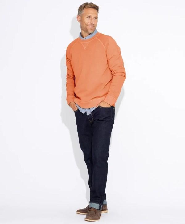 Men's Cinnamon Essential Sweatshirt M