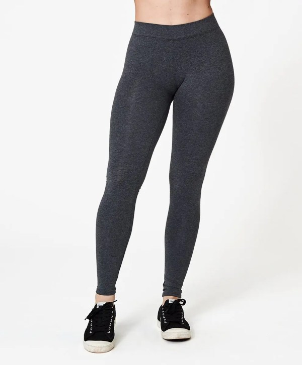 Women's Charcoal Heather Go-To Legging M
