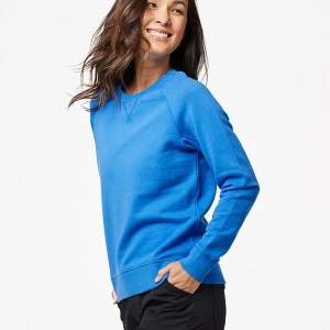 Women's Cobalt Essential Sweatshirt XS