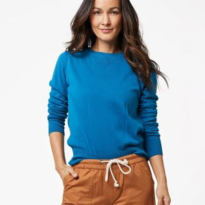 Women's Deep Ocean Sweater Sweatshirt M