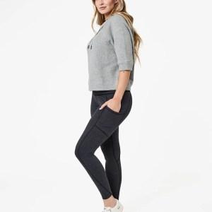 Women's Storm Jacquard Jacquard 7/8 Pocket Legging S