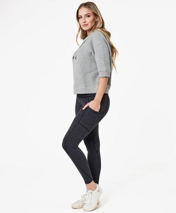 Women's Storm Jacquard Jacquard 7/8 Pocket Legging XL