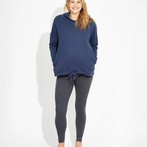 Women's Storm Maternity Pocket Legging S