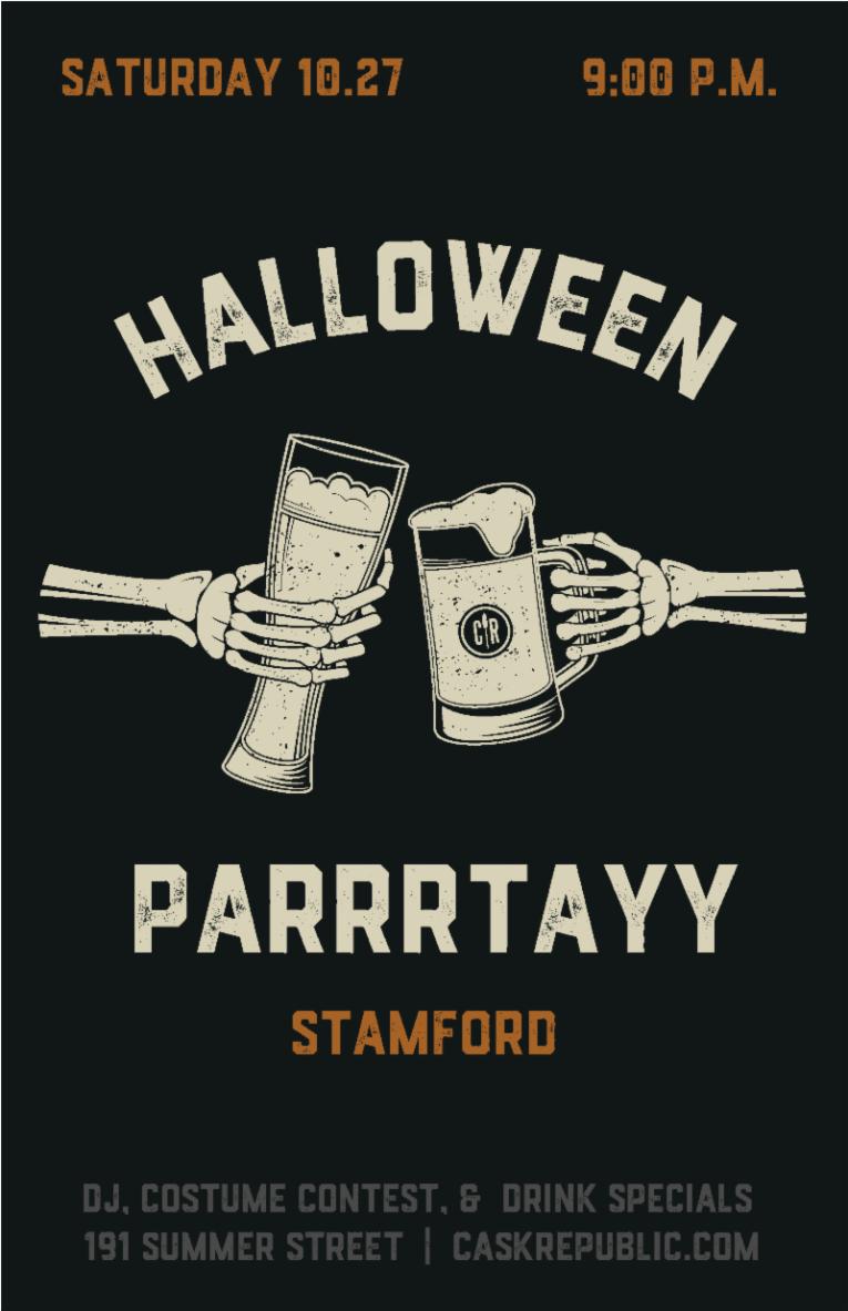 Cask Stamford Halloween