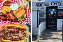 Authentic BBQ Pop-up at Garden Catering OG