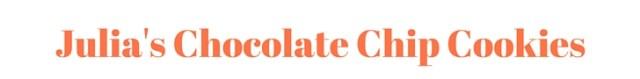 Hey Stamford Julia's Chocolate Chip Cookies (1)