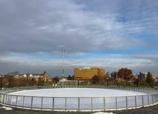 Mill River Ice Rink 6 Hey Stamford