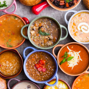 50+ Great Spots to get Soup in Stamford