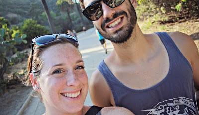 Happy Hikers! Runyon Canyon