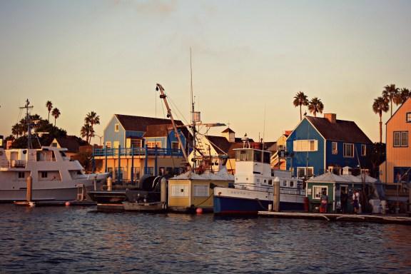 docking town
