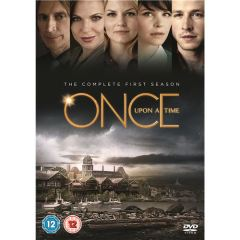 Once Upon A Time Season 1 DVD Cover