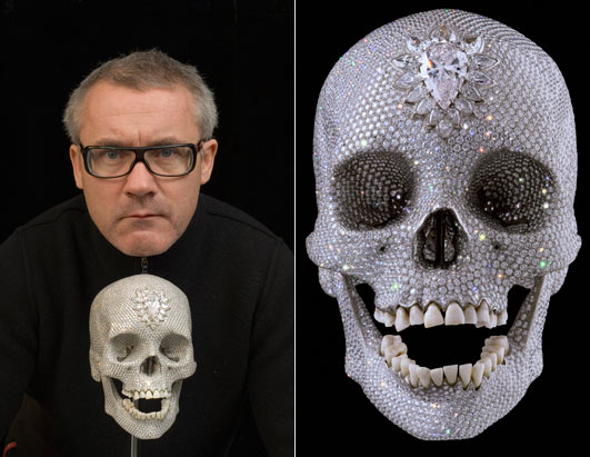 Oeuvres D. Hirst