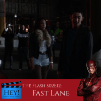The Flash S02E12 - Fast Lane | Review