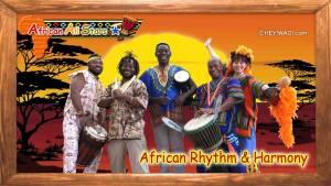 African All Stars、African Rhythm & Harmony