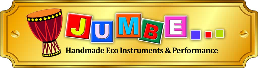 JUMBE Handmade Eco Instruments & Performance