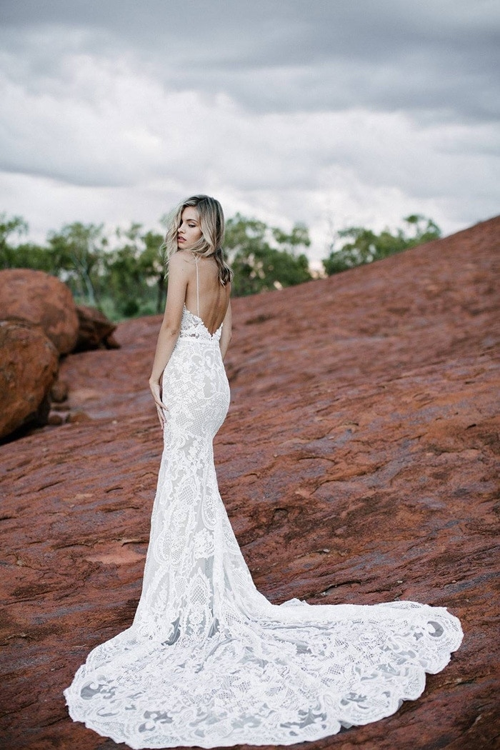 Unique Winter Wedding Dresses