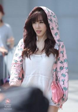 June 2014, Tiffany Planet
