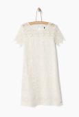 selection shopping  pour ne pas se ruiner. - robe dentelle IKKS