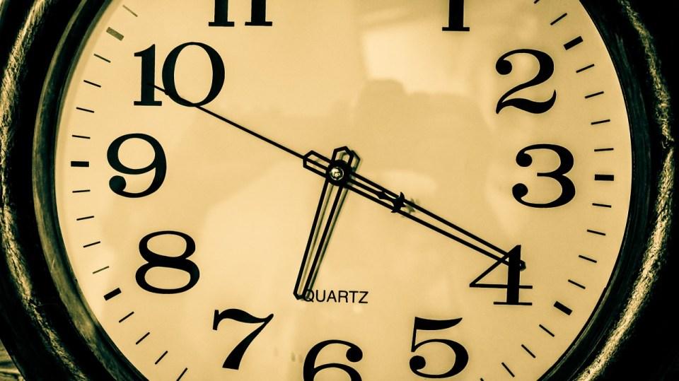 Le temps s'arrête en soins intensifs