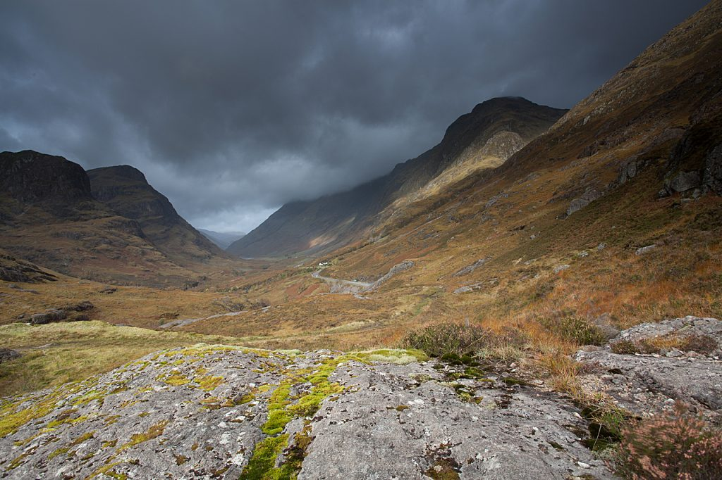 Glencoe Lost Valley 5036