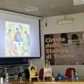 """""""La sublime arte dell'icona tra storia, ispirazione e leggenda"""". Trieste, Circolo della Stampa, martedì 13 Novembre 2018."""