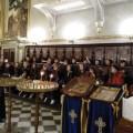 Istantanea della visita del 1° Gimnasio Melission alla Chiesa Greco-ortodossa S.Nicola.